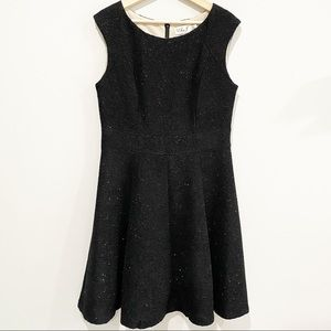 ELIZA J Sleeveless Fit & Flare Dress, Size 12